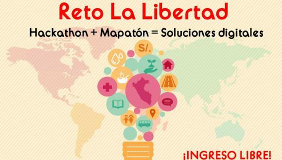 Hackathón: en La Libertad buscan construir mapas interactivos