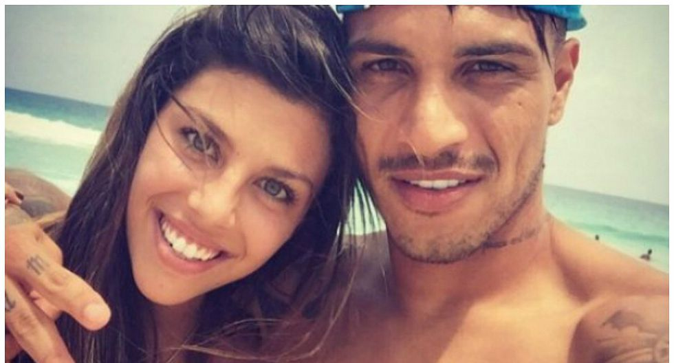 """Alondra García Miró llama """"amor"""" a Paolo Guerrero en divertido video. (Foto: Instagram)"""