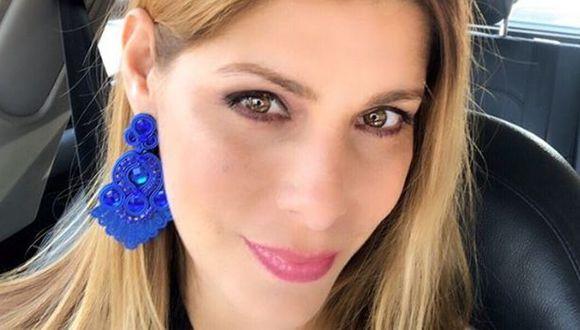 Viviana Rivas Plata en una foto de Instagram.