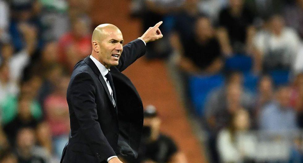 Con ocho finales disputadas y ocho ganadas como técnico del Real Madrid, este domingo (1 p.m. Direc TV) el galo afronta una definición más ante el Atlético por la Supercopa de España. (Foto: AP)