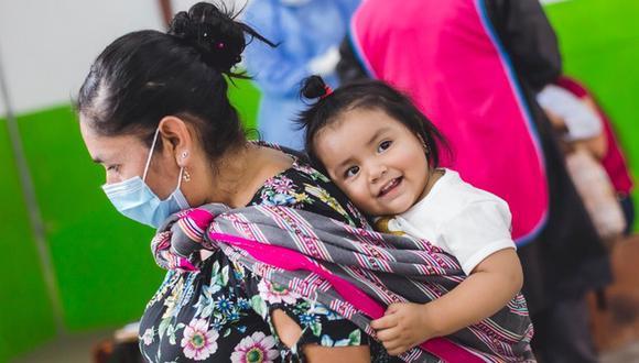La titular del Midis, Silvana Vargas, sostuvo que el año pasado los programas sociales adecuaron sus servicios a la emergencia sanitaria. (Foto: Midis)