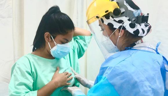 La donación de S/. 35.00 contribuye a que la institución realice despistajes de cáncer de mama gratuitos a mujeres de las zonas menos favorecidas. (Foto: Difusión)
