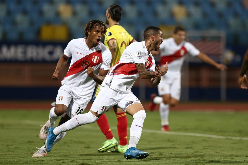 Perú vs. Colombia: las mejores postales del duelo por Copa América   Foto: Jesus Saucedo / @photo.gec