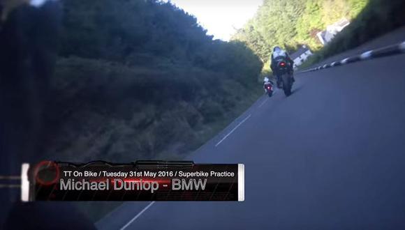 Nuevo récord en el TT de la Isla de Man [VIDEO]