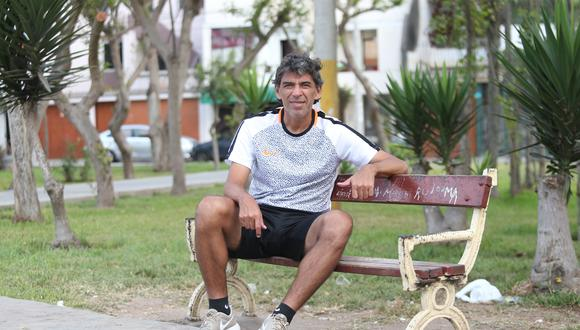 Juan Carlos Bazalar permanece aislado en un hotel de Juliaca, Puno. (Foto: GEC)