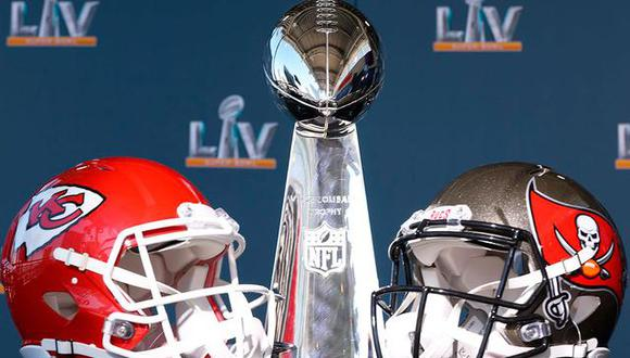 Pese a la situación que se vive en el mundo debido al COVID-19, el Super Bowl 2021promete estar a la altura de las expectativas. (Foto: NFL)
