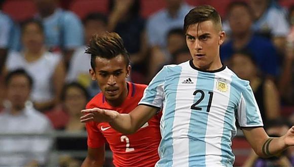 Argentina también jugará contra Venezuela en el mes de marzo. (Foto: AFP)