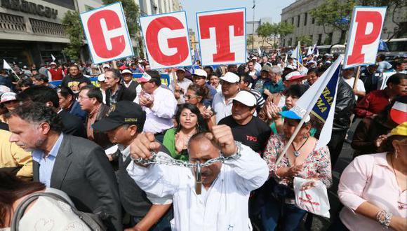 ¿Preocupados? Así estarían los gremios sindicales y empresariales, según el MTPE.