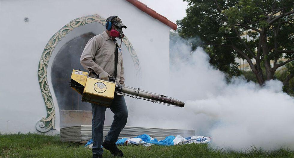 Estados Unidos: Así se combate el zika en Florida - 1