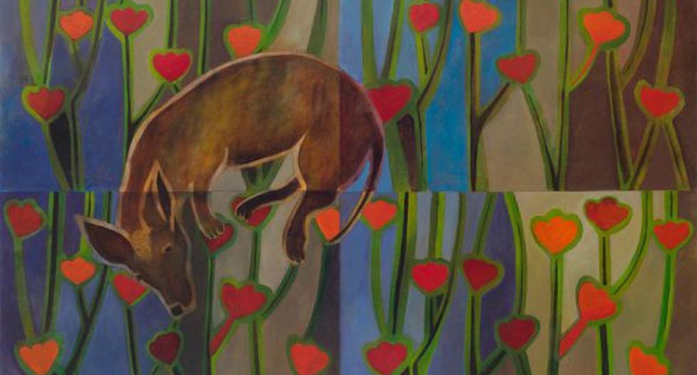 Se inauguró individual de la pintora Denise Mulanovich en Fórum - 2