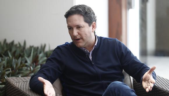 Daniel Salaverry es candidato a la presidencia de la República por Somos Perú. (Foto: GEC)