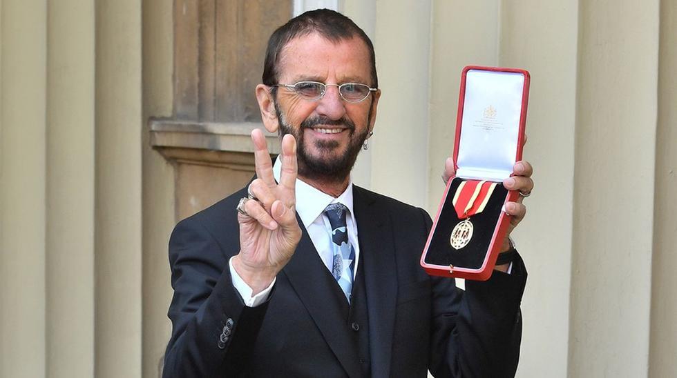 Ringo Starr. (Foto: Agencias)
