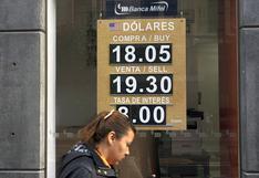 México: ¿a cuánto se cotiza el dólar hoy martes 22 de septiembre de 2020?