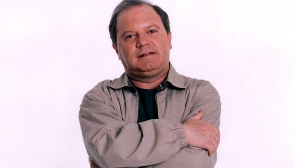 Sergio Defassio  es un ex actor de televisión y teatro que ahora se gana la vida como taxista de Uber (Foto: Televisa)