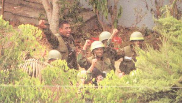 Chavín de Huántar: el rescate contado por uno de los comandos
