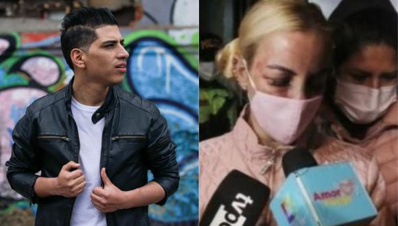 El cantante John Kelvin ha sido denunciado por agresión por su actual esposa, Dalia Durán. (@johnkelvinoficial/GEC).