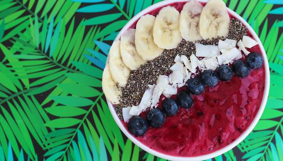 El Smoothie Bowl es una de las opciones de desayuno más populares en los últimos años. (Foto: ksyfffka07 / Pixabay)