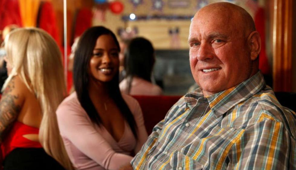 Denis Hof, dueño de siete burdeles y fallecido en octubre, ganó elecciones en Nevada | Foto: Reuters