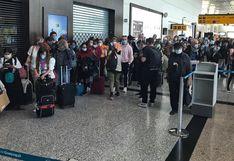 Coronavirus: Un vuelo de repatriación con 300 europeos rumbo a París queda varado en Guayaquil