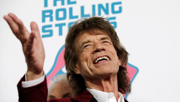 Mick Jagger ha sido padre por octava vez a los 73 años. (Foto: Reuters)