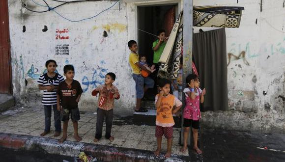 Casi 200 niños han muerto en Gaza por la ofensiva de Israel