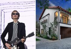 Beck cumple 50 años: recorre su preciosa mansión en Beverly Hills | FOTOS