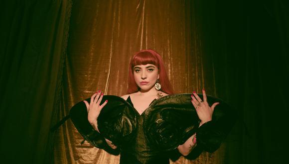 BIEN PARADA. Norma Monserrat Bustamante Laferte nació en Villa del Mar, en 1983. Su carrera le ha concedido varios premios, incluyendo un Grammy Latino. (Foto: Universal Music Group)