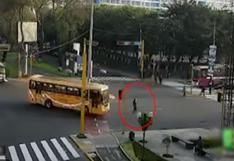 Jesús María: ATU suspende habilitación de ómnibus que atropelló a fiscalizadora que perdió una pierna