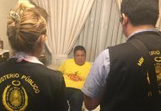 Fiscalía pedirá 36 meses de prisión preventiva para Juan Sotomayor y Víctor Albrecht