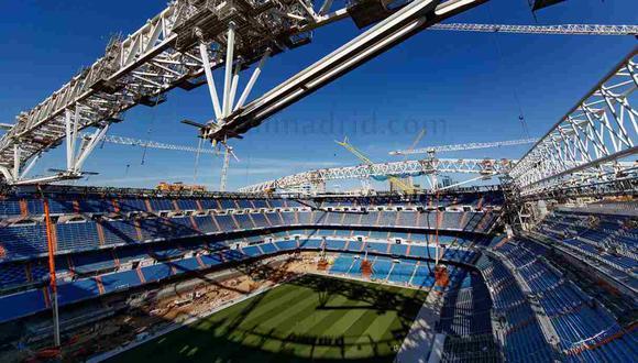 Real Madrid no jugará en el Santiago Bernabéu ante Atalanta. (Foto: Real Madrid)