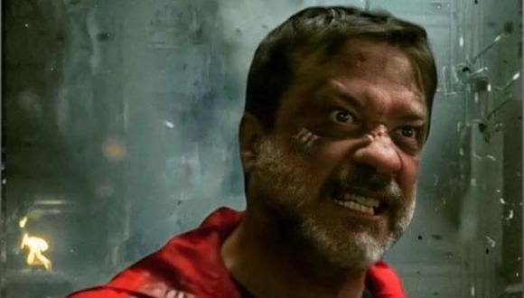 """Enrique Arce interpreta al villano Arturo Román en """"La casa de papel"""" (Foto: Enrique Arce / Instagram)"""