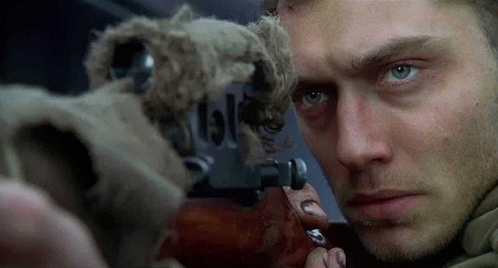 10. ENEMIGO A LAS PUERTAS (2001) Dirección: Jean-Jacques Annaud (Foto: Paramount Pictures)