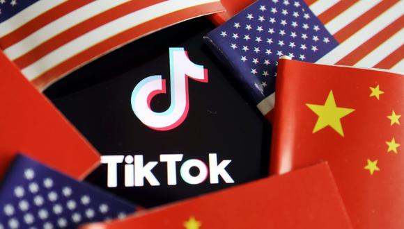 Los teléfonos móviles del gobierno  no podrán ser usados para subir videos de TikTok en Estados Unidos.  La app china se encuentra en la mira del gobierno estadounidense. (Foto: Reuters)