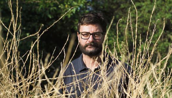 En 2004 recibió la distinción Cabeza de Vaca del del Centro Cultural España-Córdoba por ser el creador joven destacado en el área de Literatura. [Foto: Verónica Maggi]