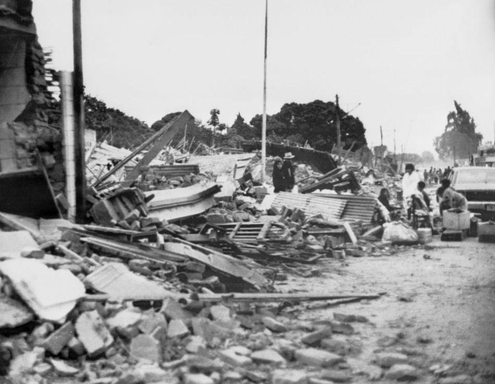 El de 1970 ha sido el sismo más destructor en la historia del Perú (Foto: AFP)