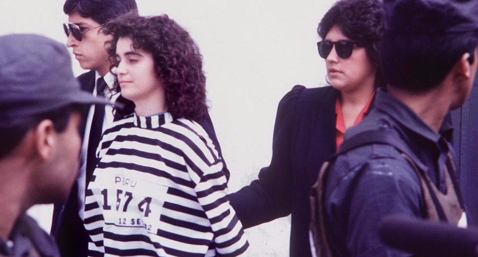 Maritza Garrido Lecca fue condenada a cadena perpetua y recluida en el penal de Yanamayo, en Puno. (Foto: GEC)