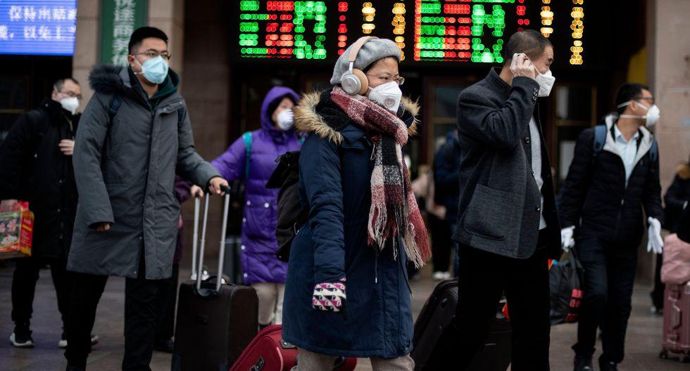 FOTOS | Sepa cómo ha impactado el nuevo coronavirus en las empresas internacionales. (Foto: AFP)