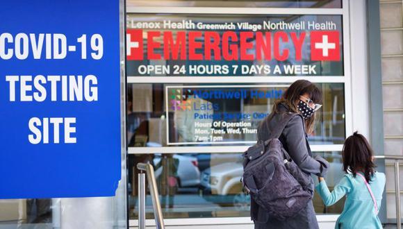 Coronavirus en Estados Unidos | Últimas noticias | Último minuto: reporte de infectados y muertos hoy, martes 1 de diciembre del 2020 | COVID-19 USA |  EFE/Justin Lane/Archivo