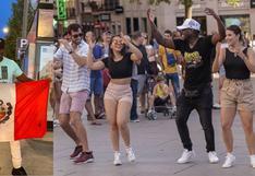 ¿Quién es el peruano que baila en las calles de Madrid y que Will Smith convirtió en viral?   FOTOS