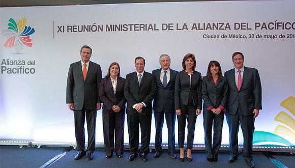 Alianza del Pacífico invitará a otros países integrar el bloque