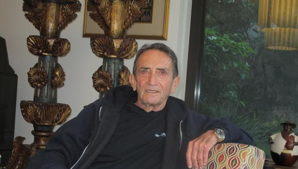 Josef Maiman se encuentra en Israel. (Foto: GEC)