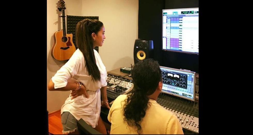 """Melissa Paredes será Estrella en """"Ojitos hechiceros"""", nueva propuesta de Del Barrio Producciones. (Foto: Instagram)"""