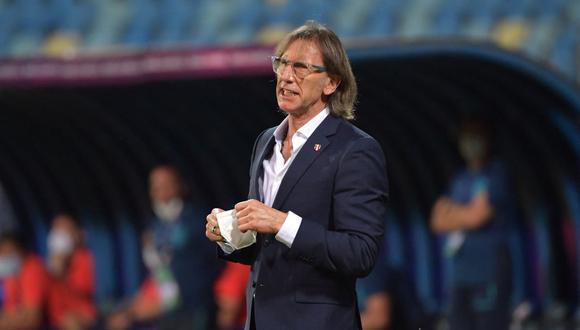 Perú sumó cuatro puntos tras el 2-2 ante Ecuador por Copa América. (Foto: AFP)
