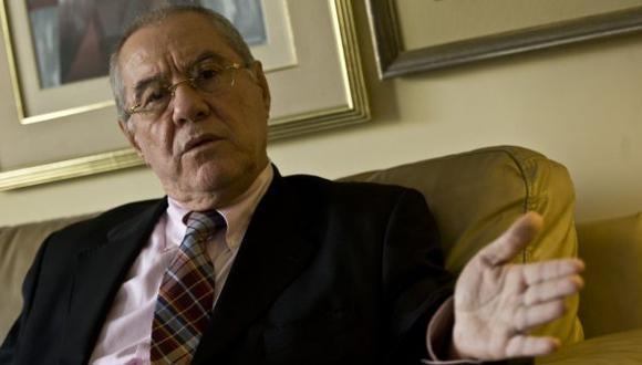 Javier Villa Stein postulaba como designado por el partido que lidera Rafael López Aliaga (Foto archivo El Comercio: Luis Choy)