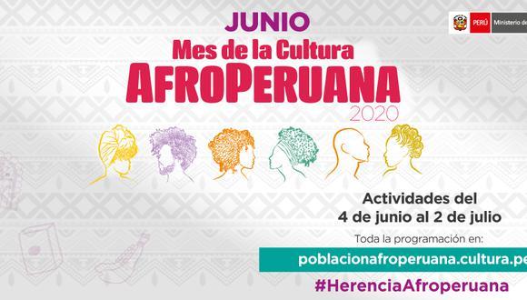 En junio del 2014 se estableció el Mes de la Cultura Afroperuana mediante la resolución N°182-2014-MC. Es un reconocimiento a las tradiciones y aportes de esta población. (Foto: Difusión)