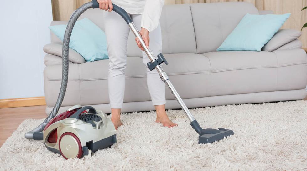 Cuatro trucos caseros para limpiar las alfombras  - 1