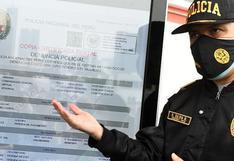 Mininter: más de 13.000 denuncias policiales digitales se tramitaron en tres semanas