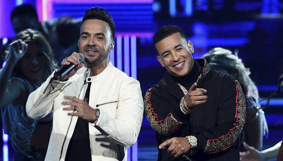 """""""Despacito"""", de Luis Fonsi y Daddy Yankee, lidera la lista de éxitos entre 2010 y 2019. (AFP)"""