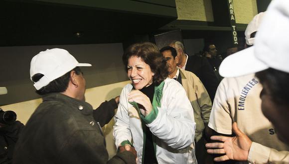 Lourdes Flores Nano reconoció que ha sostenido reuniones con ejecutivos de Odebrecht; sin embargo, señaló que nunca se habló de temas económicos. (Foto: Archivo El Comercio)