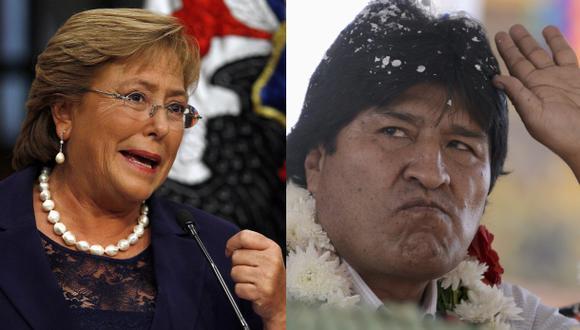 """Chile cierra """"para siempre"""" posibilidad de darle mar a Bolivia"""